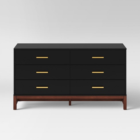 Guthrie Two Tone 6 Drawer Dresser Project 62
