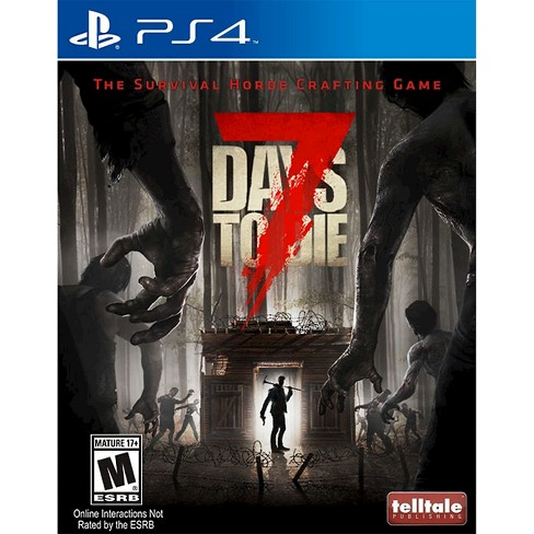 7 Days to Die PlayStation 4 - image 1 of 5