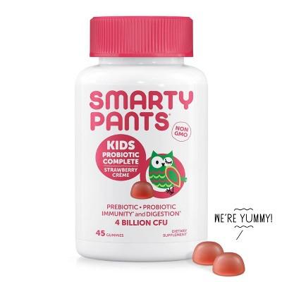 Multivitamins: SmartyPants Kids Probiotic Complete