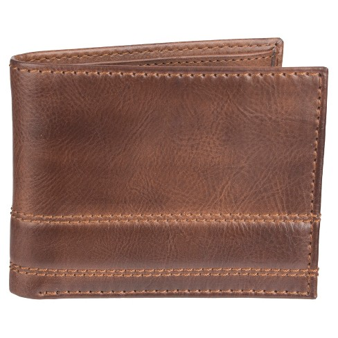 Denizen® From Levi's® Men's Traveler Wallet - Brown - image 1 of 3