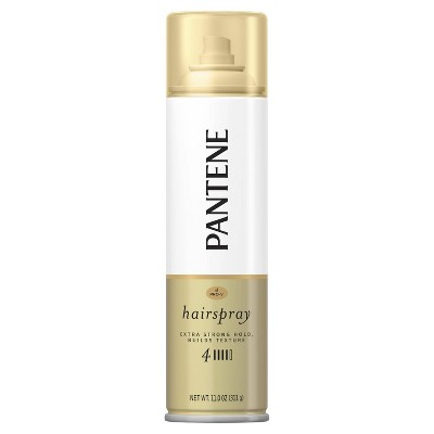 Hair Spray: Pantene Pro-V Extra Strong Hold Texture-Building Hairspray