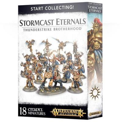 Age of Sigmar Start Collecting! - Thunderstrike Brotherhood Miniatures Box Set