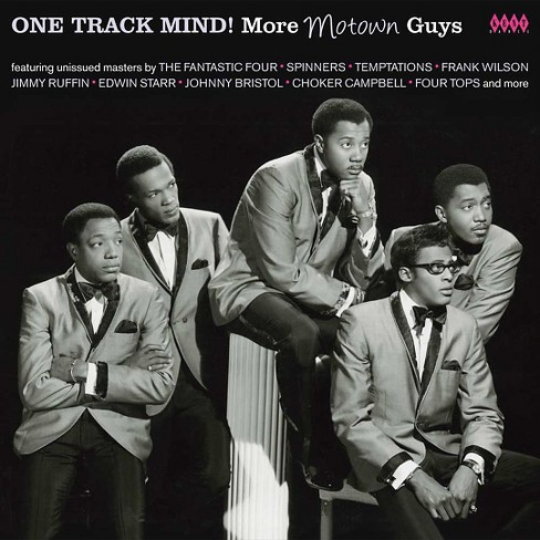 Various - One track mind:More motown guys (CD) - image 1 of 1