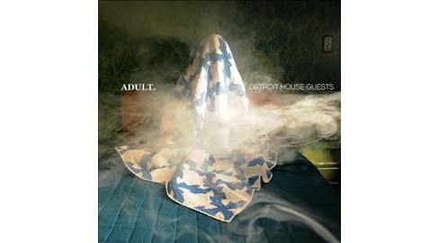 Adult - Detroit House Guests (Vinyl) - image 1 of 1