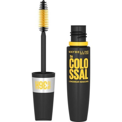 Maybelline Volum' Express Colossal Up To 36 Hour Waterproof Mascara - Very Black - 0.27 fl oz