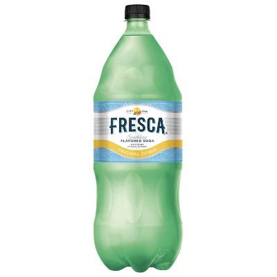 Fresca Citrus - 2 L Bottle