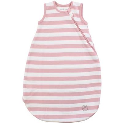 Woolino Organic Cotton Sleep Sack - 18-36M Blush