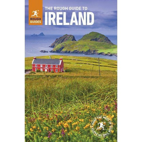 The Rough Guide to Ireland (Travel Guide) - (Rough Guides) 12 Edition (Paperback) - image 1 of 1