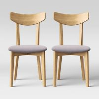 Deals on Project 62 2pk Astrid Mid-Century Dining Chairs