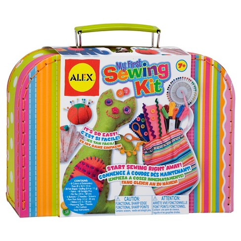 ALEX Toys Craft My First Sewing Kit - image 1 of 2