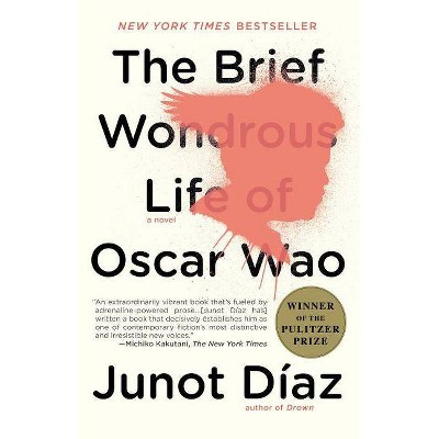 The Brief Wondrous Life of Oscar Wao (Reprint) (Paperback) by Junot Diaz