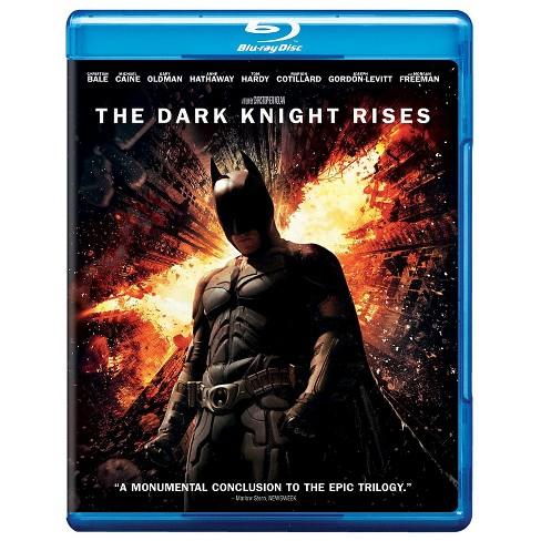 The Dark Knight Rises Blu Ray Target
