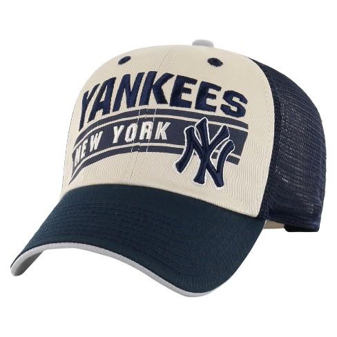 0bfc8c76327 MLB New York Yankees Fan Favorite Adjustable Baseball Cap   Target