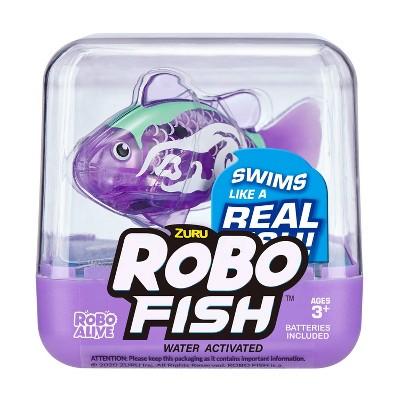 Robo Alive Robotic Fish - Lilac