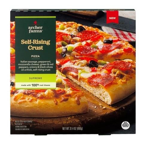 Supreme Frozen Pizza - 31.4oz - Archer Farms™ - image 1 of 1
