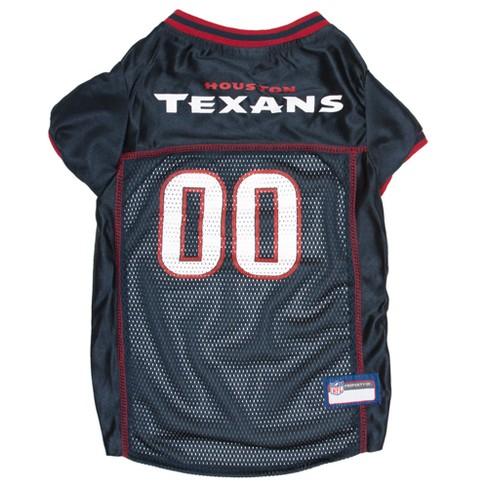 a3fdb149 NFL Pets First Mesh Pet Football Jersey - Houston Texans : Target
