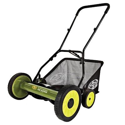 Sun Joe® 20 Inch Manual Reel Mower with Grass Catcher