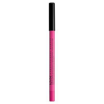 NYX Professional Makeup Slide On Lip Pencil Disco Rage - 0.04oz