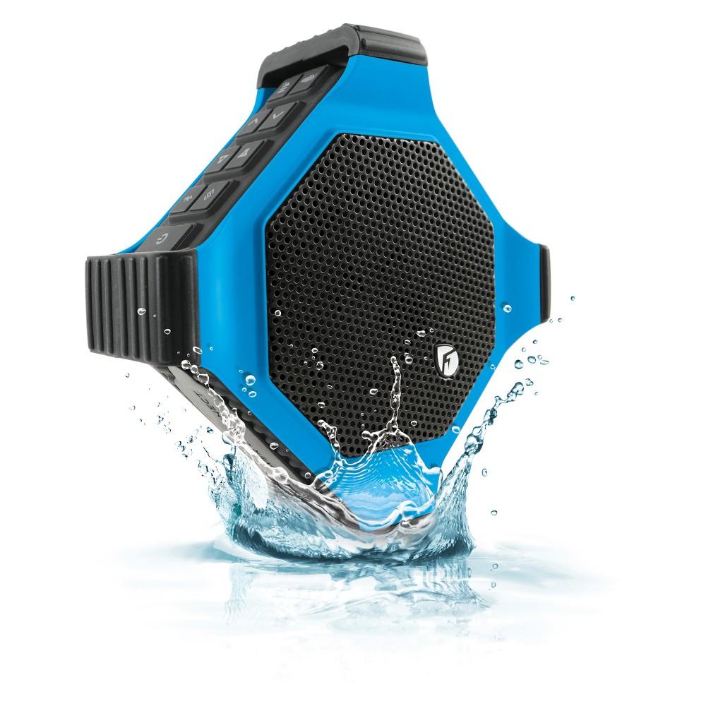 EcoXGear EcoDrift Wireless Speaker - Blue