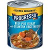Progresso Rich & Hearty Beef Pot Roast with Country Vegetables Soup 18.5oz - image 2 of 4