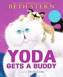 Yoda Gets a Buddy (Hardcover)(Beth Stern)