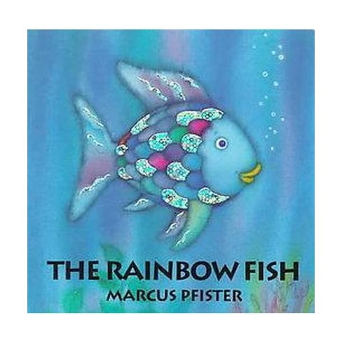 The Rainbow Fish (Board Book) by Marcus Pfister - image 1 of 1
