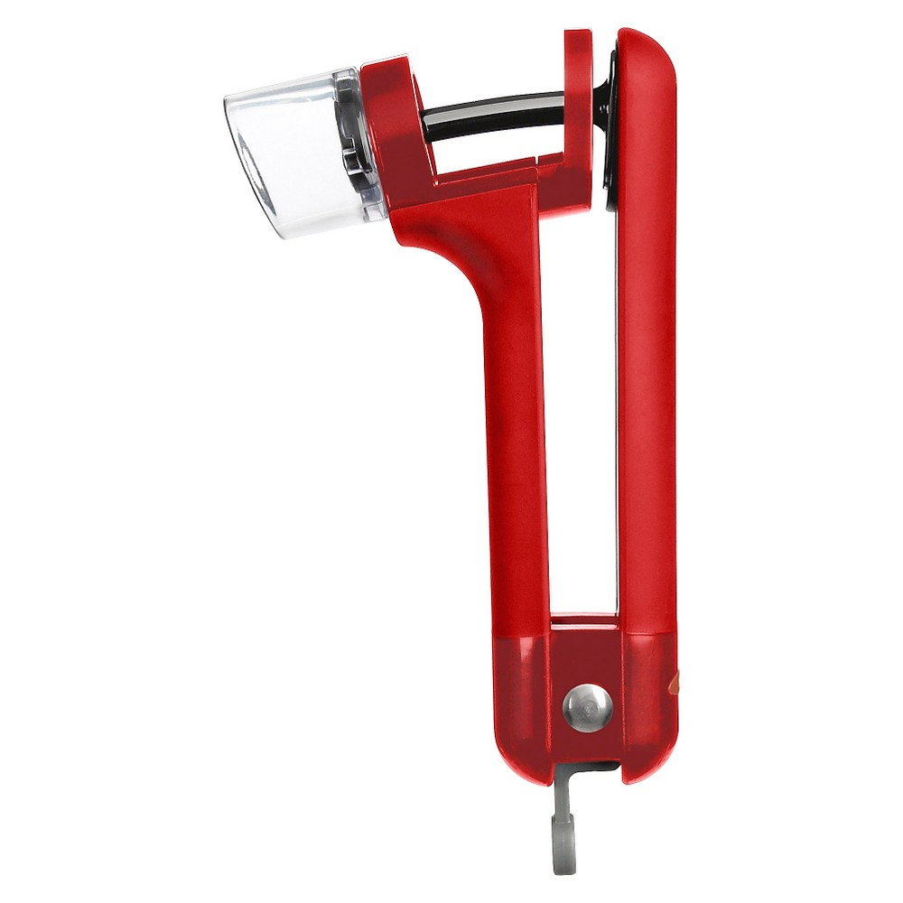 Image of OXO Cherry and Olive Pitter Red