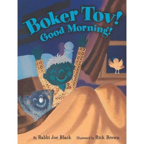 Boker Tov! - by  Joe Black (Paperback) - image 1 of 1