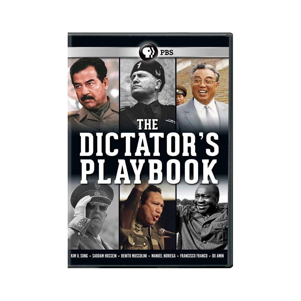 The Dictator S Playbook Dvd