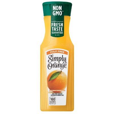 Simply Orange Juice Original - 11.5oz