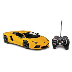Lamborghini Aventador LP 700-4 Electric Remote Control RC Car - 1:12 Scale