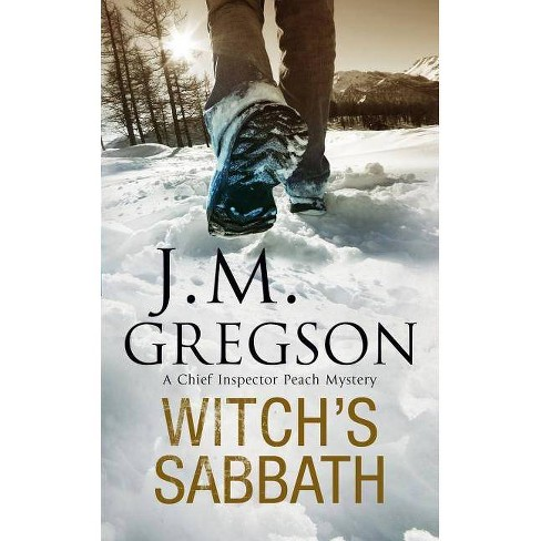 Witch's Sabbath - (Severn House Large Print) by  J M Gregson (Hardcover) - image 1 of 1