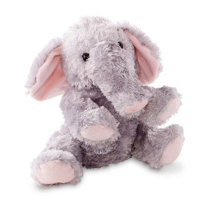Melissa & Doug® Sterling Elephant Stuffed Animal