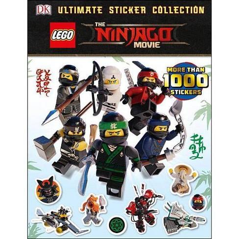 Lego Ninjago Movie (Paperback) (Julia March) - image 1 of 1