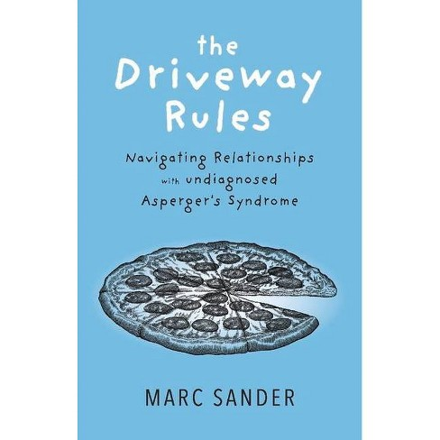 The Driveway Rules, Volume 1 - by  Marc Sander (Paperback) - image 1 of 1