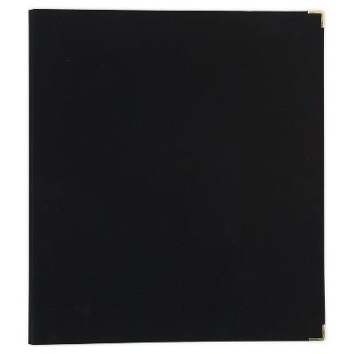 """Sugar Paper™ 1"""" Ring Binder Black"""
