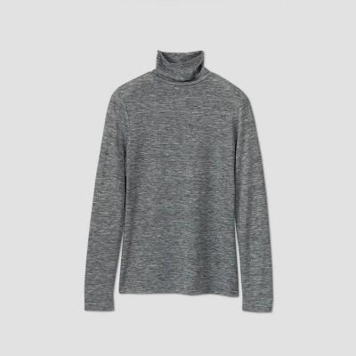 Women's Long Sleeve Turtleneck Cozy T-Shirt - A New Day™