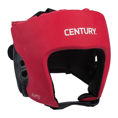 Century Martial Arts Brave MMA Headgear S/M - Red/Black