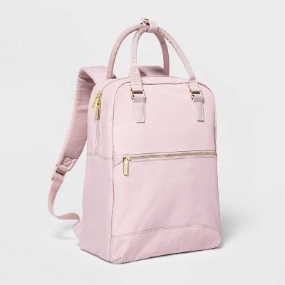 Commuter Backpack Violet Ice - Open Story™