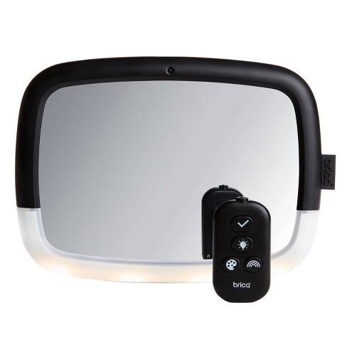 Munchkin Brica Night Light Baby In-Sight Pivot Car Mirror - image 1 of 4