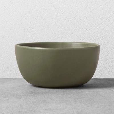 Stoneware Cereal Bowl - Green - Hearth & Hand™ with Magnolia