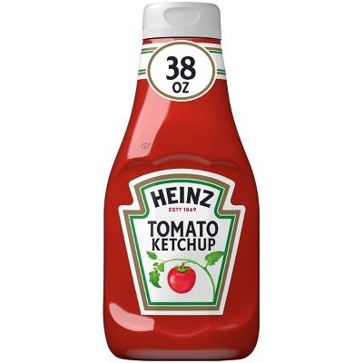 Heinz Tomato Ketchup - 38oz