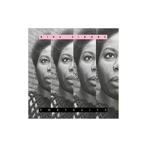 Nina Simone - Portraits: Nina Simone (CD) - image 1 of 1