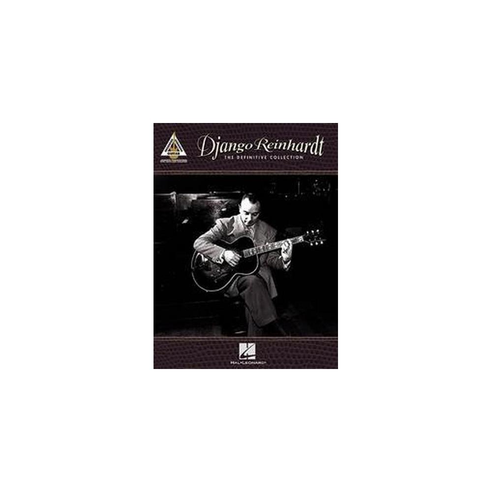 Django Reinhardt Definitive Collection (Paperback)