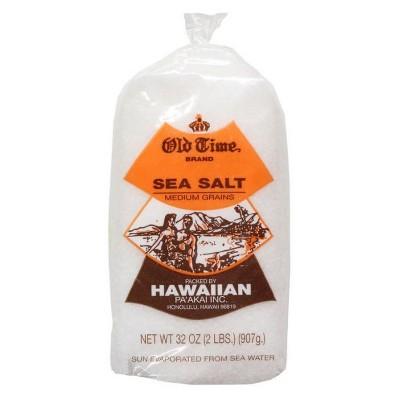 Old Time Sea Salt - 32oz