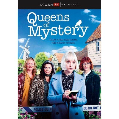 Queens of Mystery: Series One (DVD)