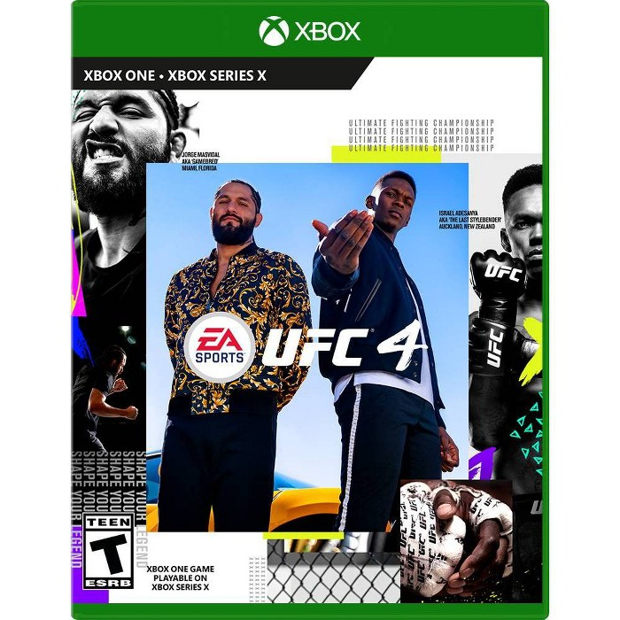 UFC 4 - Xbox One/Series X : Target