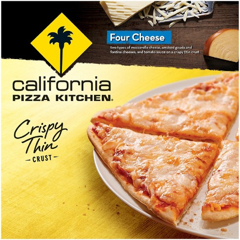 California Pizza Kitchen Frozen Four Cheese