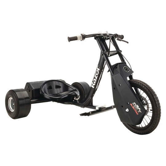 Razor DXT Electric Powered Drift Trike - Black image number null