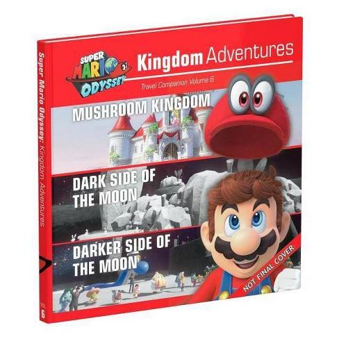Super Mario Odyssey: Kingdom Adventures, Vol. 6 - (Hardcover) - image 1 of 1